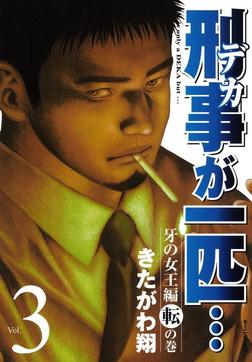 刑事が一匹…(3)-電子書籍
