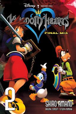 Kingdom Hearts: Final Mix, Vol. 2