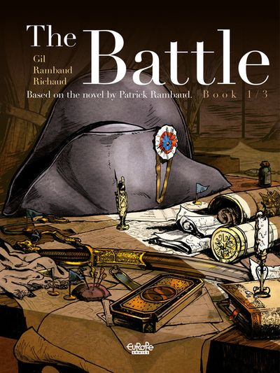 The Battle - Volume 1