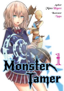 Monster Tamer: Volume 1