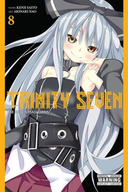 Trinity Seven, Vol. 8-電子書籍
