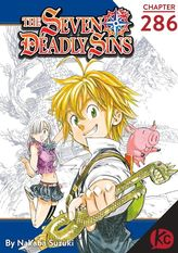 The Seven Deadly Sins Chapter 286