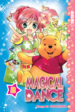 Disney Manga: Magical Dance Volume 2