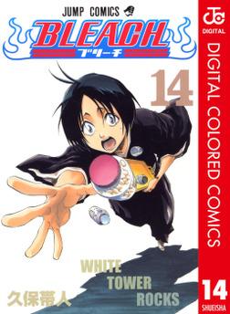 BLEACH カラー版 14-電子書籍