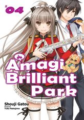 Amagi Brilliant Park: Volume 4