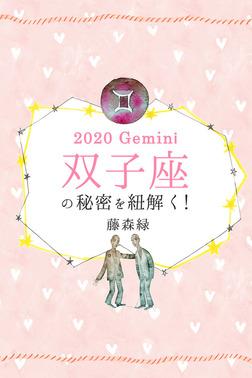 2020年の双子座の秘密を紐解く!-電子書籍