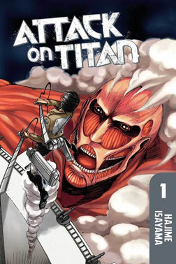 Attack on Titan 1-電子書籍