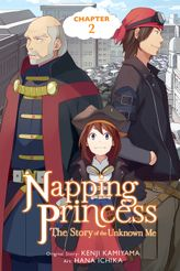 Napping Princess: The Story of the Unknown Me, Chapter 2
