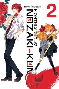 Monthly Girls' Nozaki-kun, Vol. 2