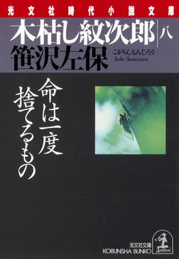 木枯し紋次郎(八)~命は一度捨てるもの~-電子書籍