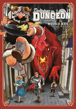 Delicious in Dungeon, Vol. 4-電子書籍