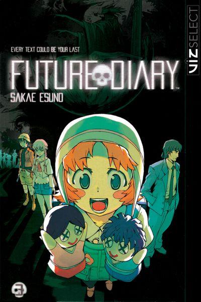Future Diary, 3