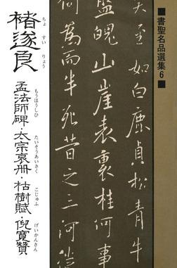 書聖名品選集(6)チョ遂良 : 孟法師碑・太宗哀冊・枯樹賦・倪寛賛-電子書籍