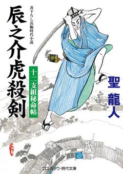 辰之介虎殺剣-電子書籍