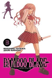 BAMBOO BLADE, Vol. 3