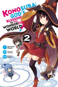 Konosuba: God's Blessing on This Wonderful World!, Vol. 2