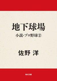 地下球場 小説・プロ野球<2>