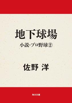地下球場 小説・プロ野球<2>-電子書籍