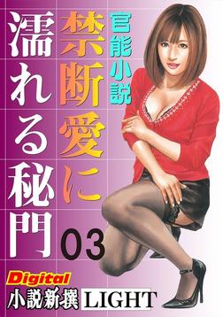 【官能小説】禁断愛に濡れる秘門03-電子書籍