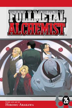 Fullmetal Alchemist, Vol. 26-電子書籍