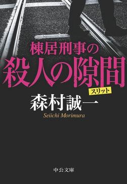 棟居刑事の殺人の隙間-電子書籍