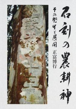 石刻の農耕神-その発生と展開--電子書籍