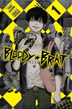 Bloody Brat, Vol. 1-電子書籍