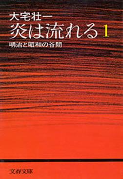 炎は流れる(1) 明治と昭和の谷間-電子書籍
