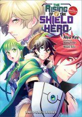 The Rising of the Shield Hero Volume 9: The Manga Companion