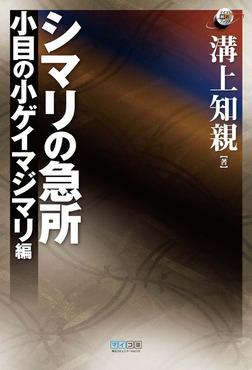 シマリの急所 小目の小ゲイマジマリ編-電子書籍