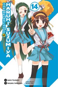 The Melancholy of Haruhi Suzumiya, Vol. 14
