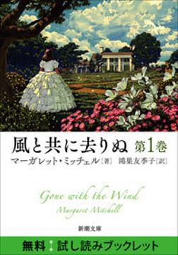 風と共に去りぬ 第1巻 無料試し読みブックレット-電子書籍