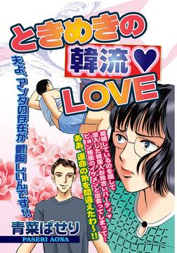 ときめきの韓流LOVE-電子書籍