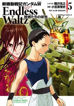 新機動戦記ガンダムW Endless Waltz 敗者たちの栄光(5)-電子書籍