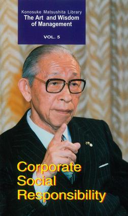 (英文版)企業の社会的責任とは何か Corporate Social Responsibility-電子書籍