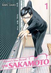 [Complete Bundle Set 20% OFF] Haven't You Heard? I'm Sakamoto Vol. 1-4