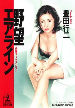 野望エアライン-電子書籍