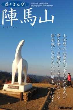 遊々さんぽ 「陣馬山」-電子書籍