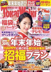 TokaiWalker東海ウォーカー 2015 1月増刊号
