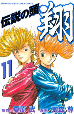 伝説の頭 翔(11)-電子書籍