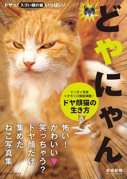 どやにゃん。ドヤ顔猫の生き方-電子書籍