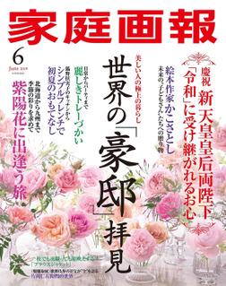 家庭画報 2019年6月号-電子書籍