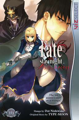 Fate/stay night, Vol. 10