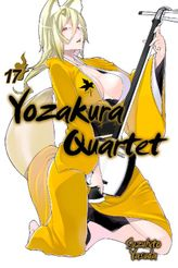 Yozakura Quartet Volume 17