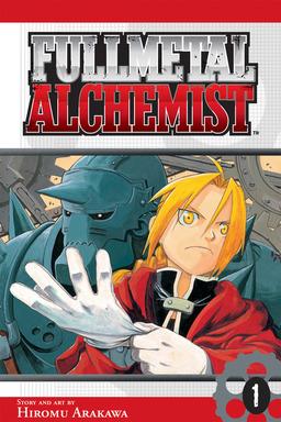 Fullmetal Alchemist, Vol. 1
