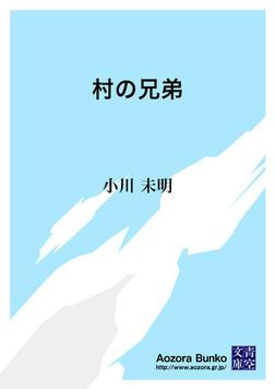 村の兄弟-電子書籍