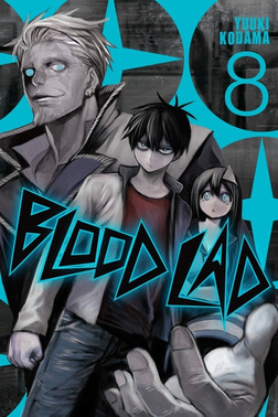 Blood Lad, Vol. 8-電子書籍