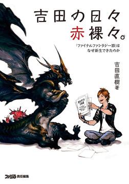 吉田の日々赤裸々。 『ファイナルファンタジーXIV』はなぜ新生できたのか-電子書籍
