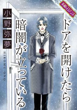 【素敵なロマンスコミック】ドアを開けたら暗闇が立っている-電子書籍