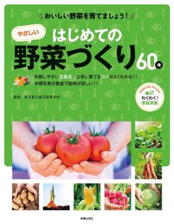おいしい野菜を育てましょう! はじめてのやさしい野菜づくり-電子書籍